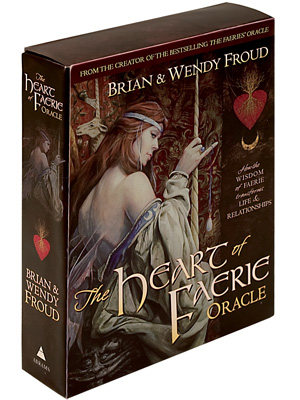 Heart of The Faerie Oracle boxed set