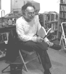 Peter S. Beagle reads 'Julie's Unicorn'